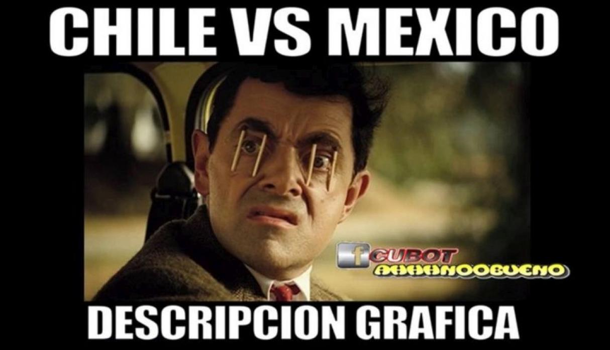 México vs Chile