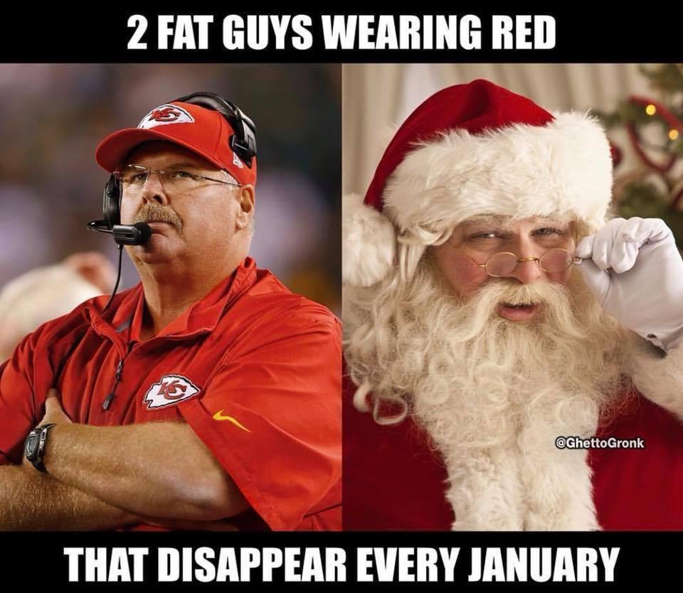meme Kansas City NFL