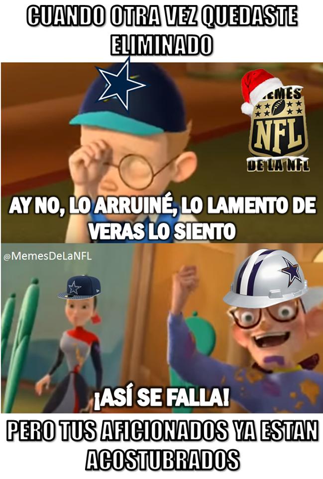 meme Dallas NFL