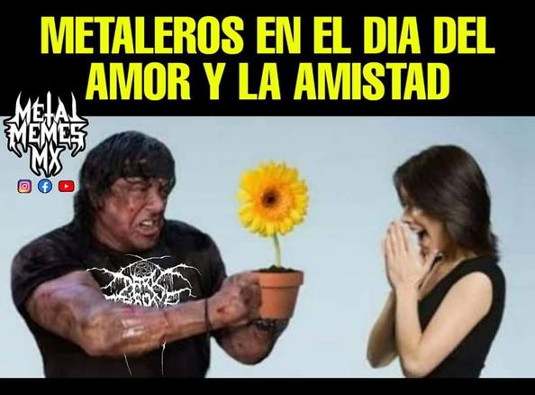 Memes de San Valentín
