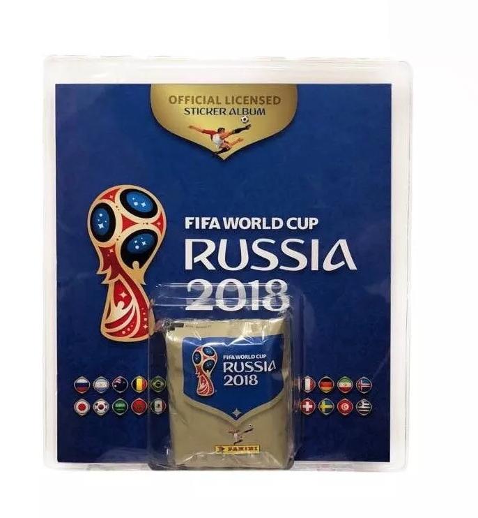 Álbum Panini Mundial Rusia