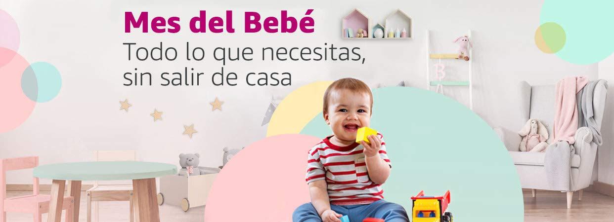 Descuentos por Mes del Bebé en Amazon México|PandaAncha.mx