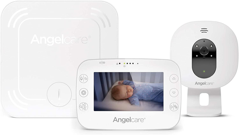 Monitor de respiracion Angelcare para bebé en Amazon México