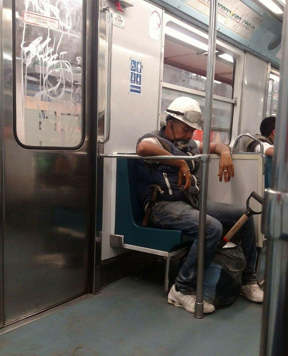 metro voluntario cdmx sismo
