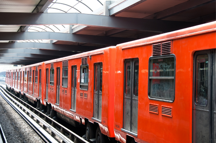 AT&T México da conectividad a las líneas del metro de la CDMX