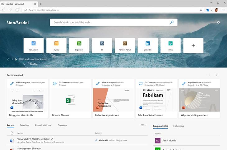 Nueva versión de Microsoft Edge lista para descargar