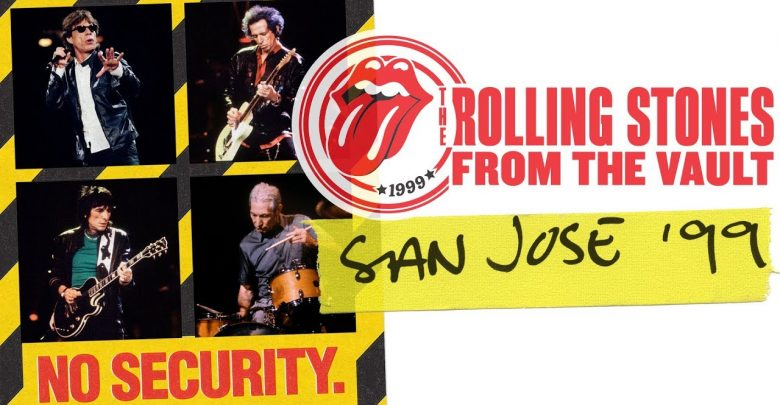The Rolling Stones – No Security, San Jose 1999