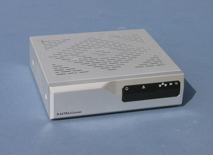 Módem para conexión por satélite