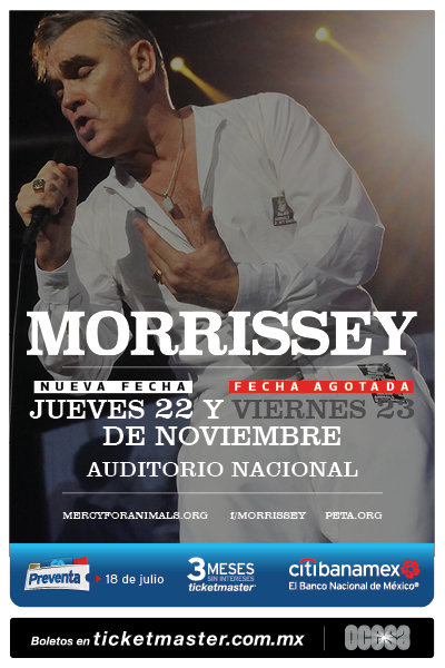 morrisey mexico 2018