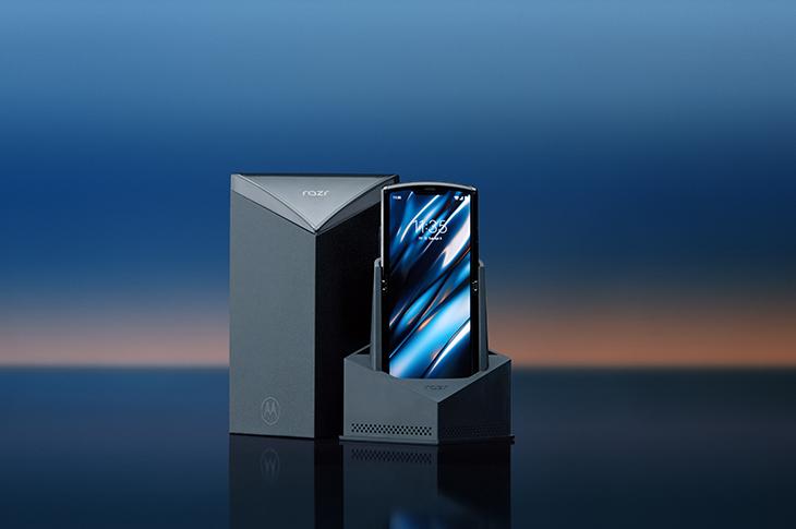 Ficha técnica del Motorola Razr