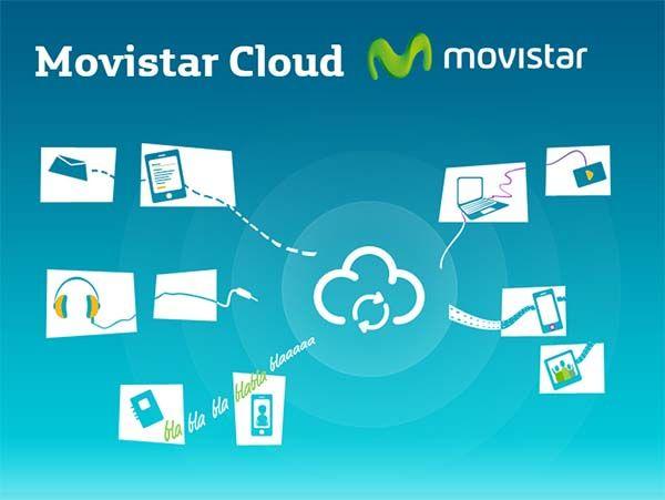 Servicio Storage Movistar