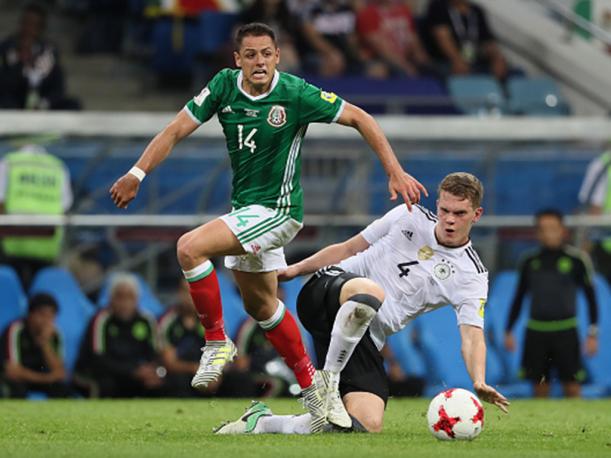 México se enfrentará a Alemania en este mundial del 2018