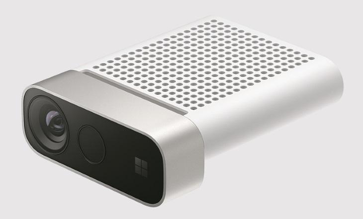 Azure Kinect de Microsoft en el MWC 2019