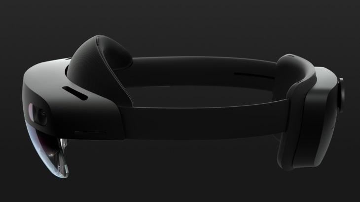 HoloLens 2 de Microsoft en el MWC 2019
