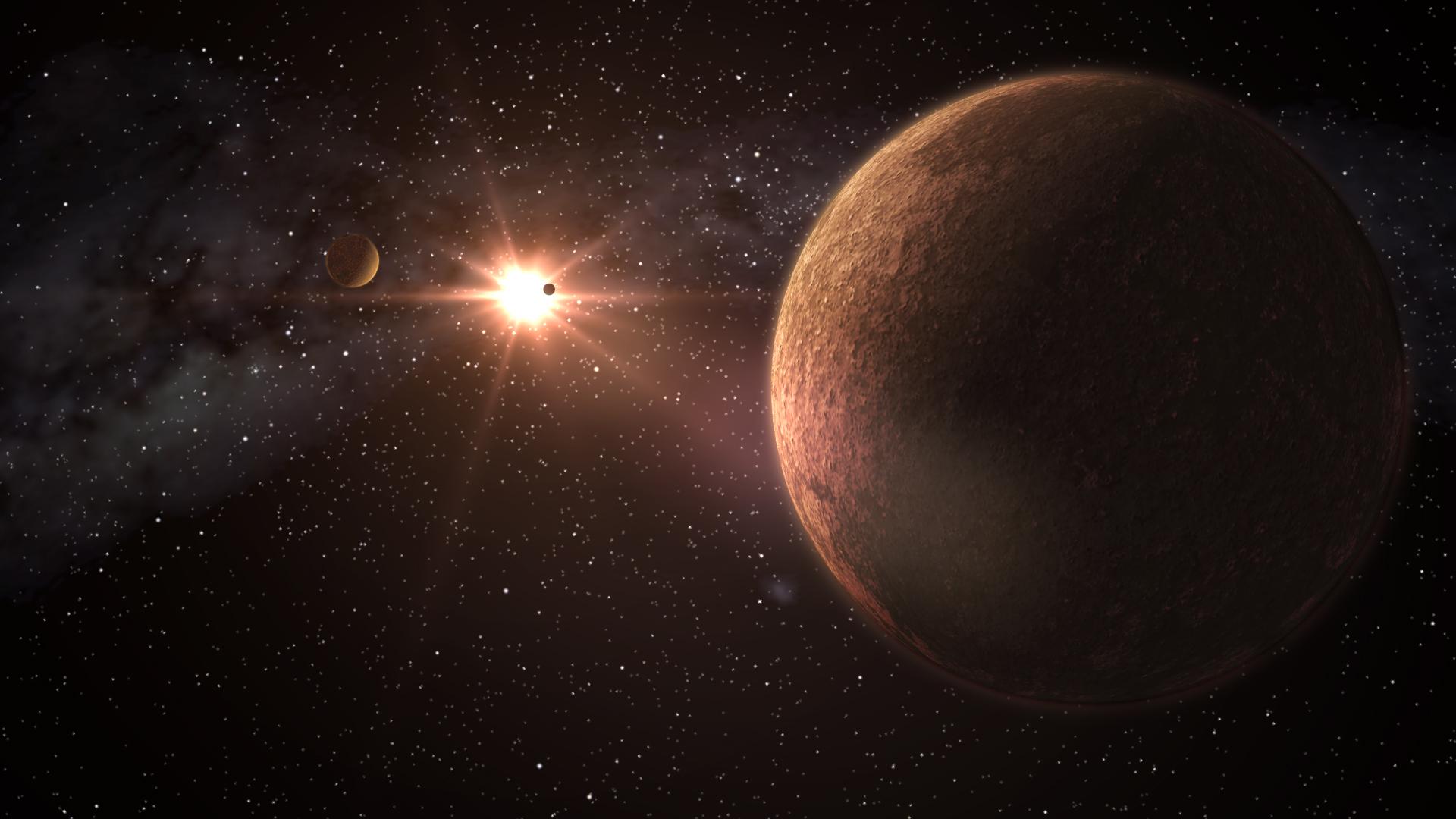 Premio Nobel de Física 2019 a descubridores de exoplanetas