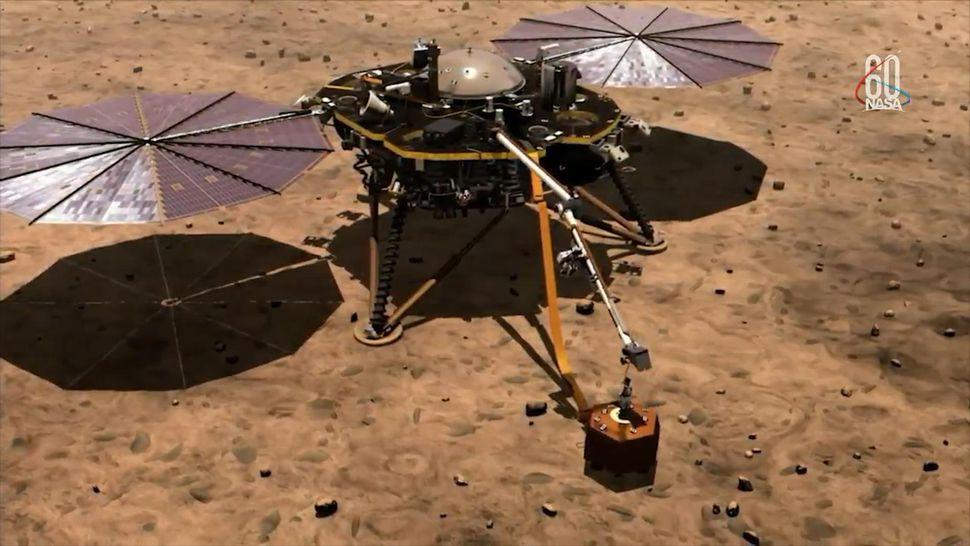 Green Day aterriza en Marte