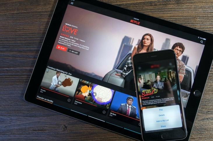 Apple y Netflix