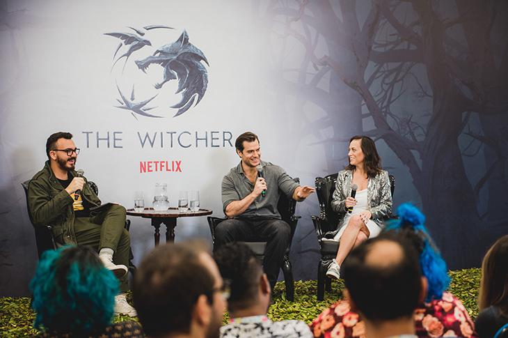 Netflix sorprendió en Comic Con Brasil 2019 con panel de The Witcher