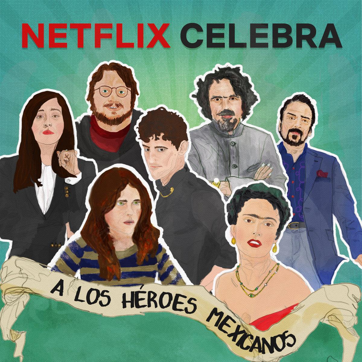 Héroes mexicanos del entretenimiento