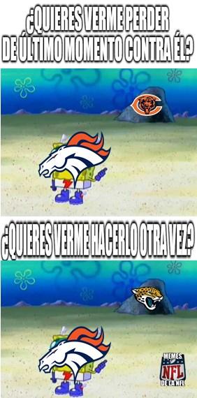 Memes de la NFL, Semana 4