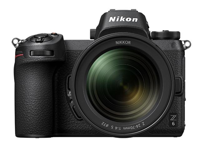 Nueva cámara Nikon Z 6