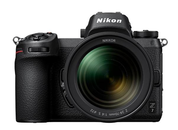 Nueva cámara Nikon Z 7