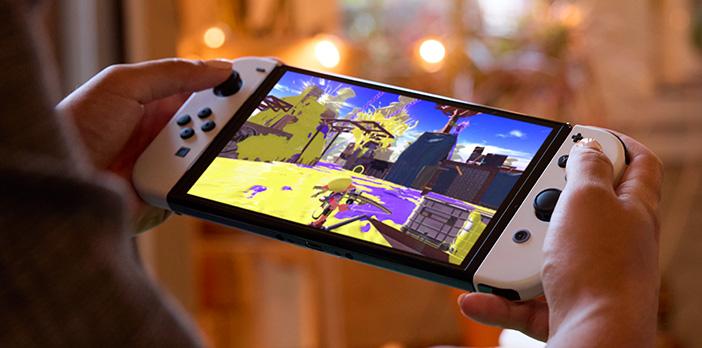 Nintendo Switch Modelo OLED: características