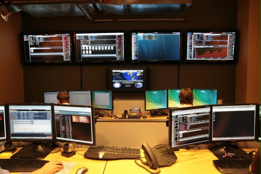 Centro de operaciones de red