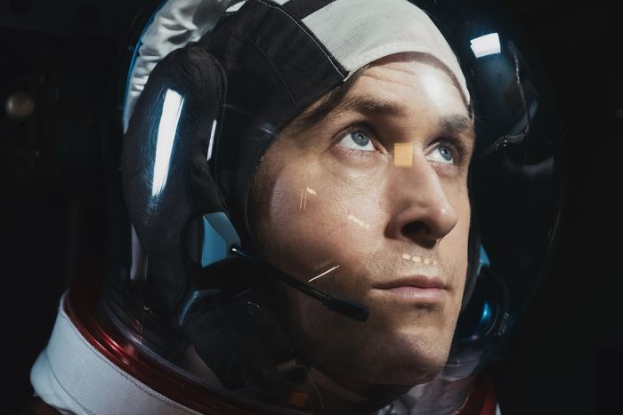 Tom Cross por First Man