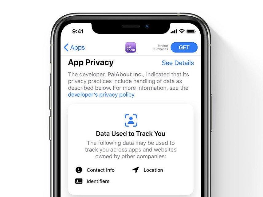 Ahora con iOS 14 podrás ver qué tipos de permisos requiere la app y decidir si la bajas o no desde la App Store y la instalas en tu iPhone.