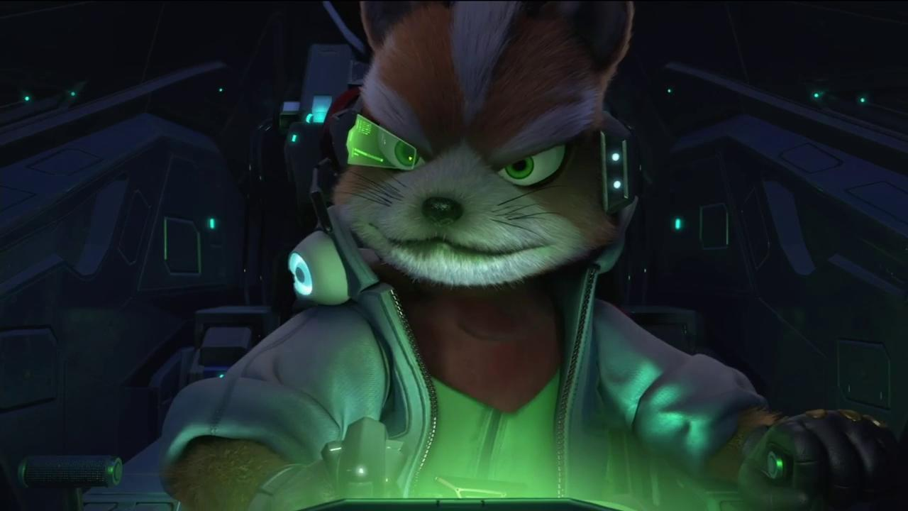 Starfox en Starlink con misiones exclusivas