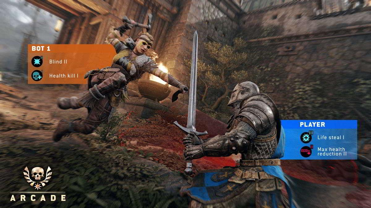 Nuevo modo de juego Arcade para For Honor Marching Fire