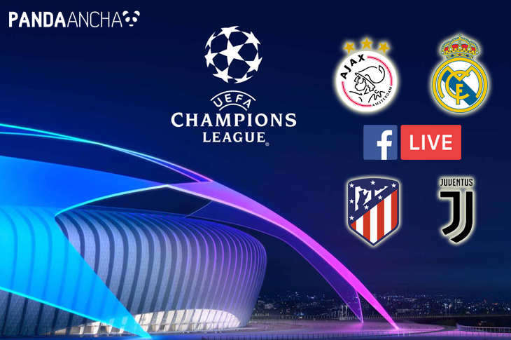 Ver la Champions League por Facebook