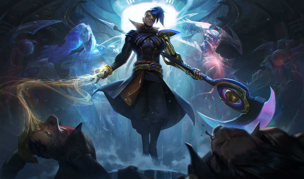 Odyssey Kayn, nueva skin de League of Legends
