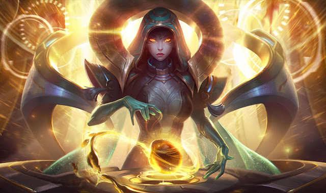 Odyssey Sona, nueva skin de League of Legends