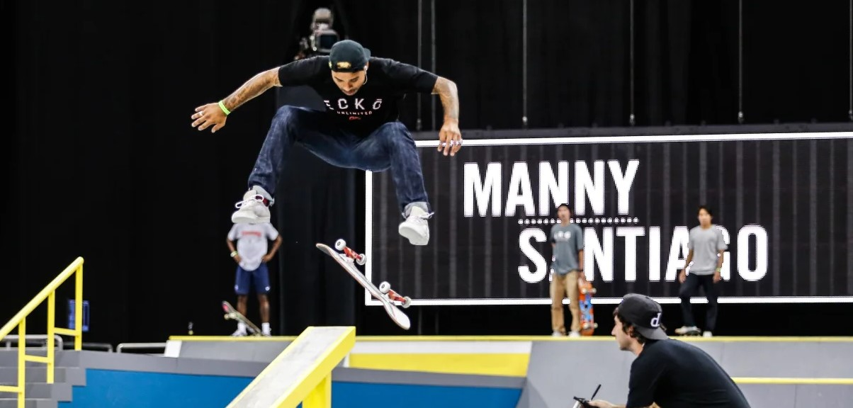Estreno olímpico de Street Skateboarding