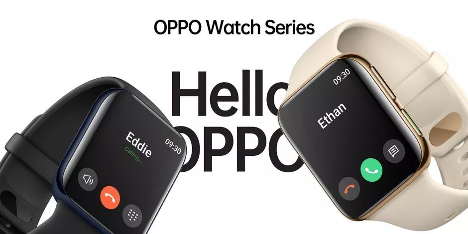 OPPO Watch y audífonos wireless Enco Free
