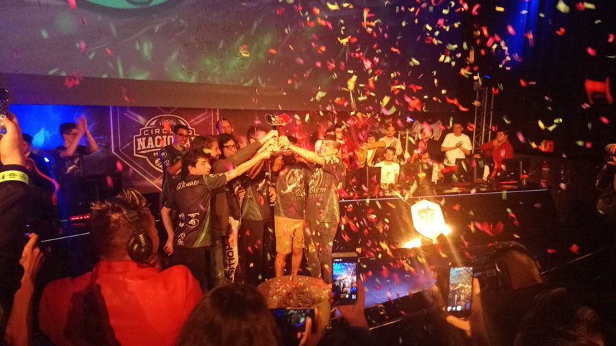 Ordo Equitum campeón de Circuito Nacional México de League of Legends