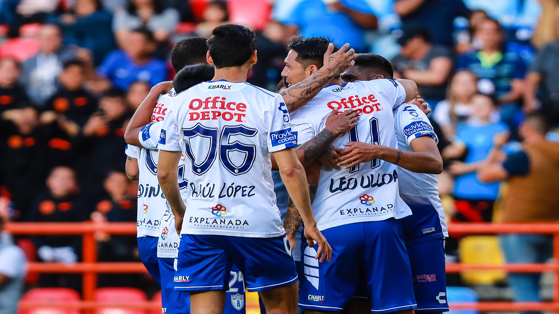 Pachuca, el equipo de la Jornada 14 en la Liga MX