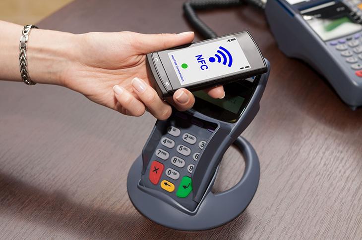 Pagos móviles con tecnología NFC