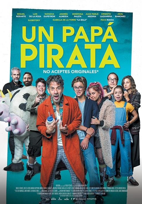 Un Papá Pirata