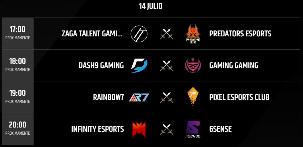 Semana 4 Torneo LLN Clausura 2018
