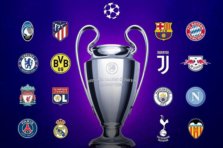 Champions League 2019-2020: octavos de final