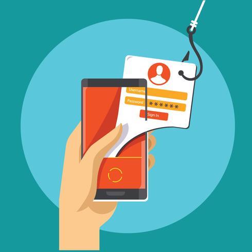 Evita el phising móvil