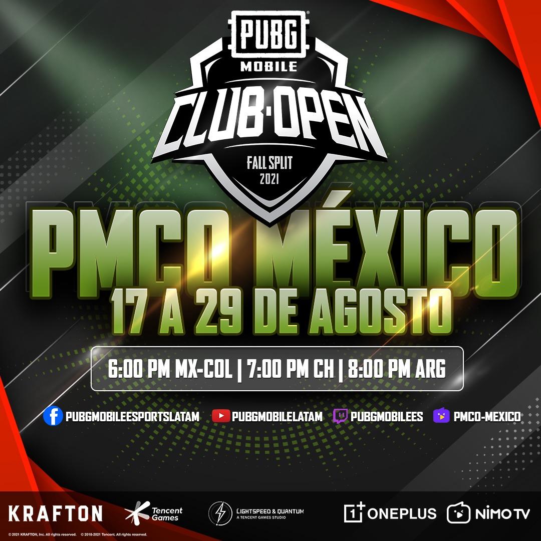 PMCO México 2021: ¿Dónde ver las retransmisiones?