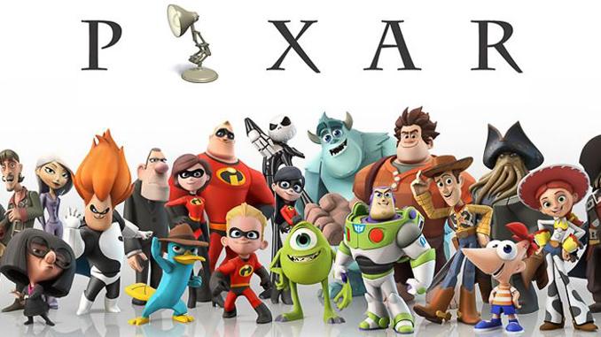 Lista de películas de Pixar en Disney Plus