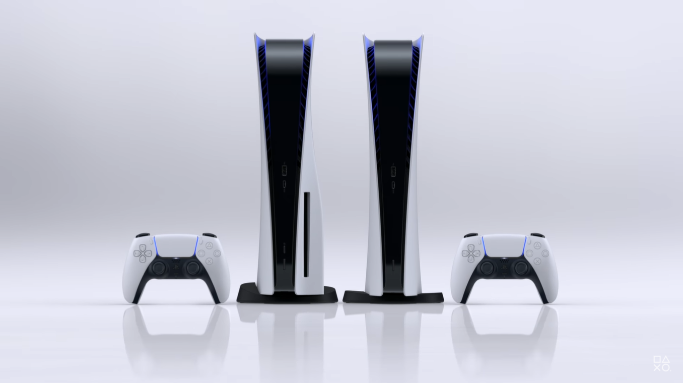 PlayStation 5 y PlayStation 5 Edición Digital.