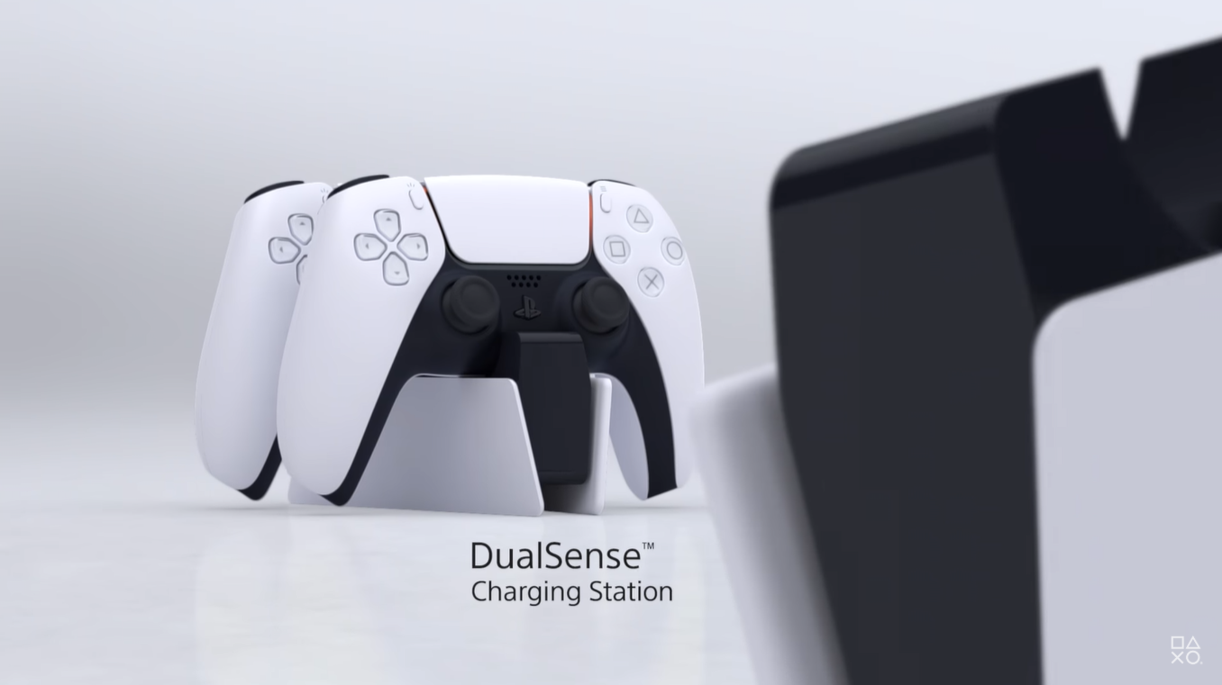 PlayStation 5 Estación de carga DualSense.
