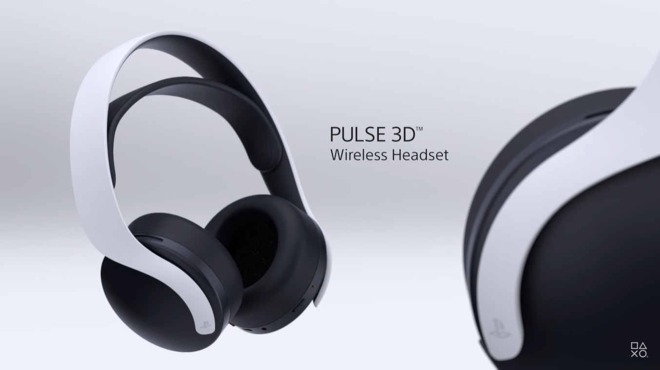 PlayStation Audífonos inalámbricos Pulse 3D.