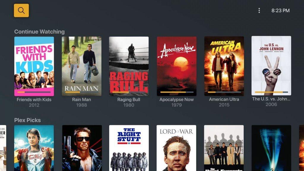 ¿Cómo ver películas y series gratis en Plex?